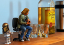 MTV Moonman Kurt Cobain and Cuervo Tequila